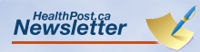 HealthPost.ca Newsletter